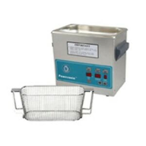 Ultrasonic Cleaner W Power Control mesh Basket Crest P230d 45