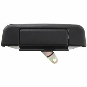 New Rear Tailgate Tail Gate Handle Black Latch For 1989 1995 Toyota Pickup Truck