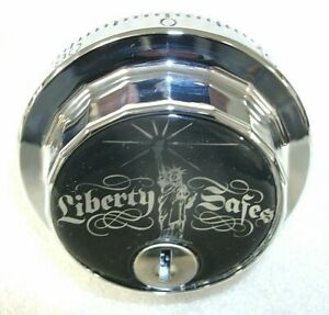 S g 6730 Combination Safe Lock From Liberty Safe chrome Finish spring Sale