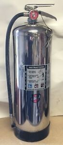 2 5 Gallon Buckeye Water Fire Extinguishers