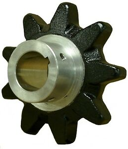 9 Tooth Headshaft Sprocket 140703 Ditch Witch Trencher 1820 1610 1420 1330