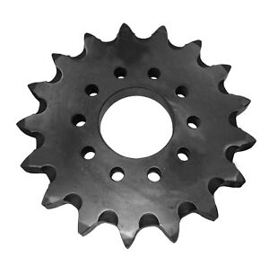 17 Tooth Sprocket 296339512 Fits Vermeer Trencher Rtx550 Rtx450 Rt550 Tr455