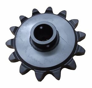14 Tooth Auger Sprocket 6700780 Fits Bobcat Lt405 Trencher Attachment