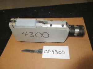 Used Sunnen Cr 4300 Lifetime Honing Mandrel