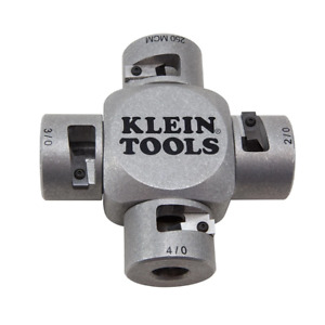 Klein Tools 21051 Large Cable Stripper 2 0 250 Mcm