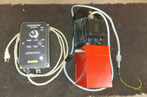 Emco Pcmill 55 Bt30 Quick Change Headstock Spindle Motor Speed Control C28s