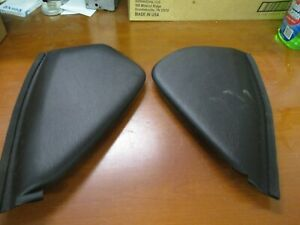 2006 Chevrolet Monte Carlo Dashboard End Covers Oem Used 2007 2008 Impala