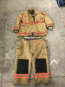 Morning Pride Bunker Gear Turnout Gear Big Sizes