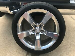 Used Factory 2010 Camaro Ss Rs Wheels 20