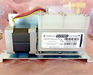 Waters systec Zhcr Vacuum Pump 9000 1023 Degasser Unit Assembly With Board new