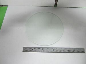 Optical Frosted Glass microscope Stage Laser Optics Bin l5 14