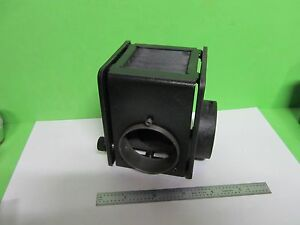Microscope Part Nikon Japan Lamp Housing Illuminator As Pictured Bin t4 06