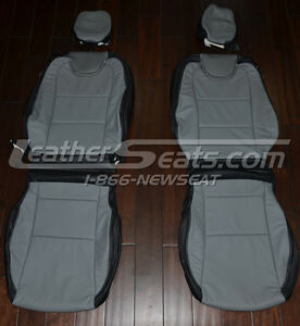 2010 2012 Chevy Camaro Coupe Or Convertible Leather Interior Seat Covers New