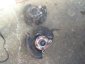 96 98 Mustang Gt V8 Front 5 Lug Spindles 5 Lug Right And Left Sides