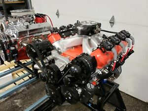Chevy Ls Crate Engine 6 0l Ls2 Ls1 Ls3 Lsx 610hp Turn Key Fast Efi 2 0