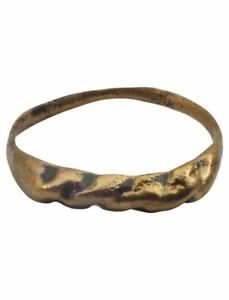 Ancient Viking Man S Pinky Ring C 900 Ad Size 8 1 4 17 8mm