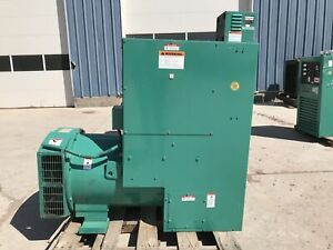 Cummins Onan Generator End 300 Kw Low Hours 3 Phase 12 Lead Year 1992