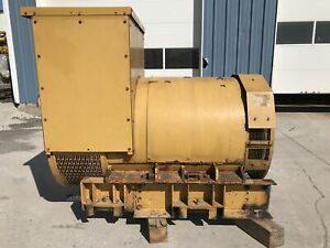 Caterpillar Generator End 1600 Kw Prime 480 Volts 6 Wire Year 1998 Sae 0