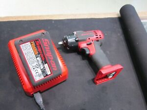 Snap On Tools Ct8810a Cordless Impact Wrench With Battery And Charger