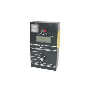 Check it 0613 Superheat Pyrometer Air Conditioning System Charge Meter