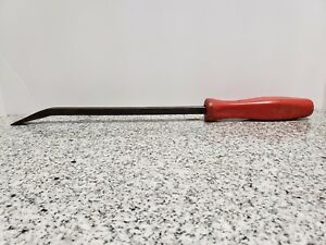 Snap On Red Handle Pry Bar Spb18a A Zz