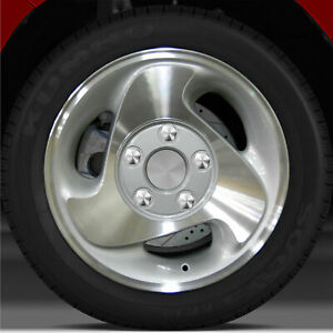 16x7 Factory Wheel sparkle Silver For 1999 2001 Dodge Ram 1500