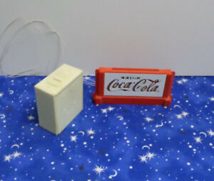 Dept 56 Coca Cola sign