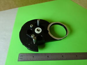 Microscope Part Reichert Polylite Filter Assembly Without Optics 84 a 25