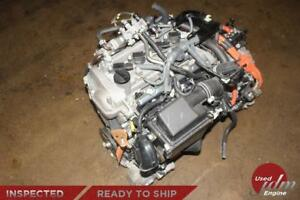 Jdm 12 16 Toyota 1nz fxe 4 Cylinders 1 5l Hybrid Engine Trans For Toyota Prius C