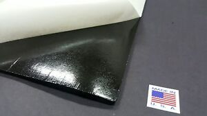 1 8 X 12 X 12 Neoprene epdm Closed Cell Sponge Rubber Adhesive Back