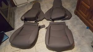 Porsche 968 911 951 Seat Kit New Upholstery Kit German Vinyl Beautiful
