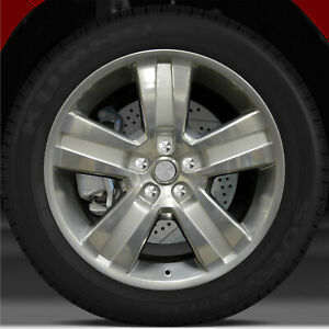 20x7 5 Factory Wheel sparkle Silver For 2012 Jeep Liberty
