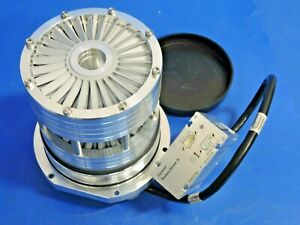 Thermo Ltq Tsq Leybold Tw 250 200 40 Turbovac Vacuum Pump With Tds Rs485 Drive