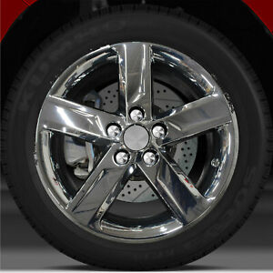 17x7 Factory Wheel pvd Dark For 2009 2014 Toyota Camry