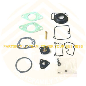 Carburetor Repair Kit For Mitsubishi Minicab U42 U42t Cushman Japanese Minitruck