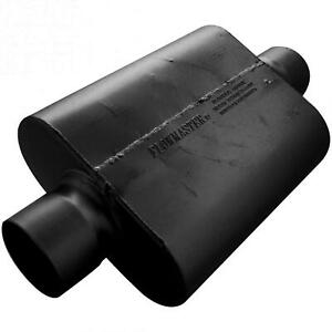 Flowmaster 54030 12 Delta Force 30 Series Muffler 4 00 In out