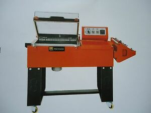 Usa Stocked 220v Fm 5540 2 in 1 Combination Shrink Sealing Packaging Machine