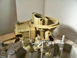 Holley 4412 500 Cfm Plated And Rebuilt