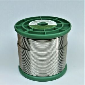 Sn100c Nc601 Lead Free Wire Solder No Clean 062 Dia 4 Lb roll
