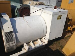 _650 Kw Sr4 Cat Generator End Low Hours Takeoff 1200 Rpm 6 Lead
