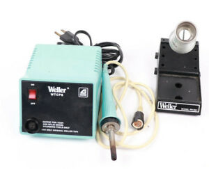 Weller Wtcpt 60 Watts 120v Temperature Controlled Soldering Station With Defect