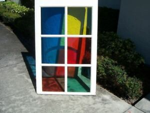 Decorative Colored Choice Of Green Red Blue Window Tint Film 20 X25 Rolls