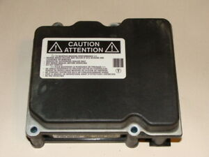 Bosch Abs Computer Module 0265950520 With Skid Traction Xd