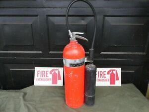 Amerex Corp Model 331 Carbon Dioxide Fire Extinguisher 15 Lbs Not Charged