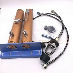 Oil water Separator Filter Filtration For 30mpa Scuba Diving Pcp Air Compressor