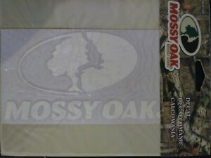 Mossy Oak Decal