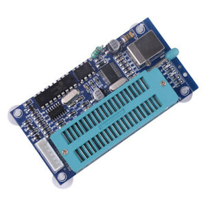 Pic Usb Auto Microchip Microcontroller Programmer K150 Fit For Win7 xp 98 2000