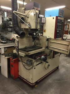 Metal Working Equipment Chevalier 252 Edm