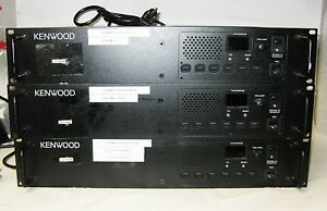 1 Kenwood Tkr 850 1 Uhf 450 480 Mhz Fm Repeater With Power Supply