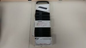 Snap On Mr3828bl Magnetic Socket Tray Organizer Holds 28 Sockets Black New Open